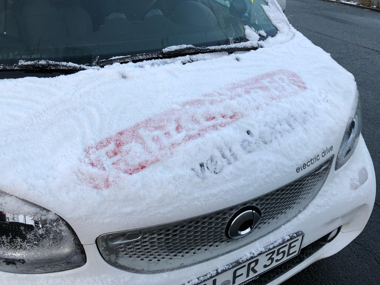 Fahrzeug Winter-Check! Was tun…?