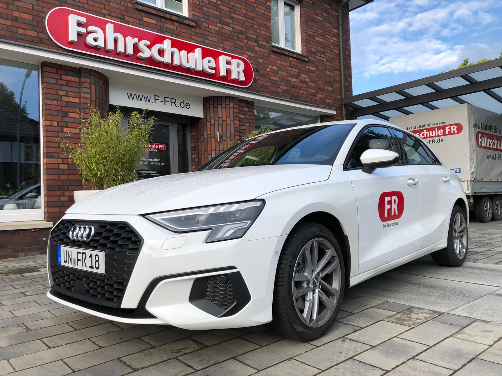 Der NEUE Audi A3 Sportback ist da!