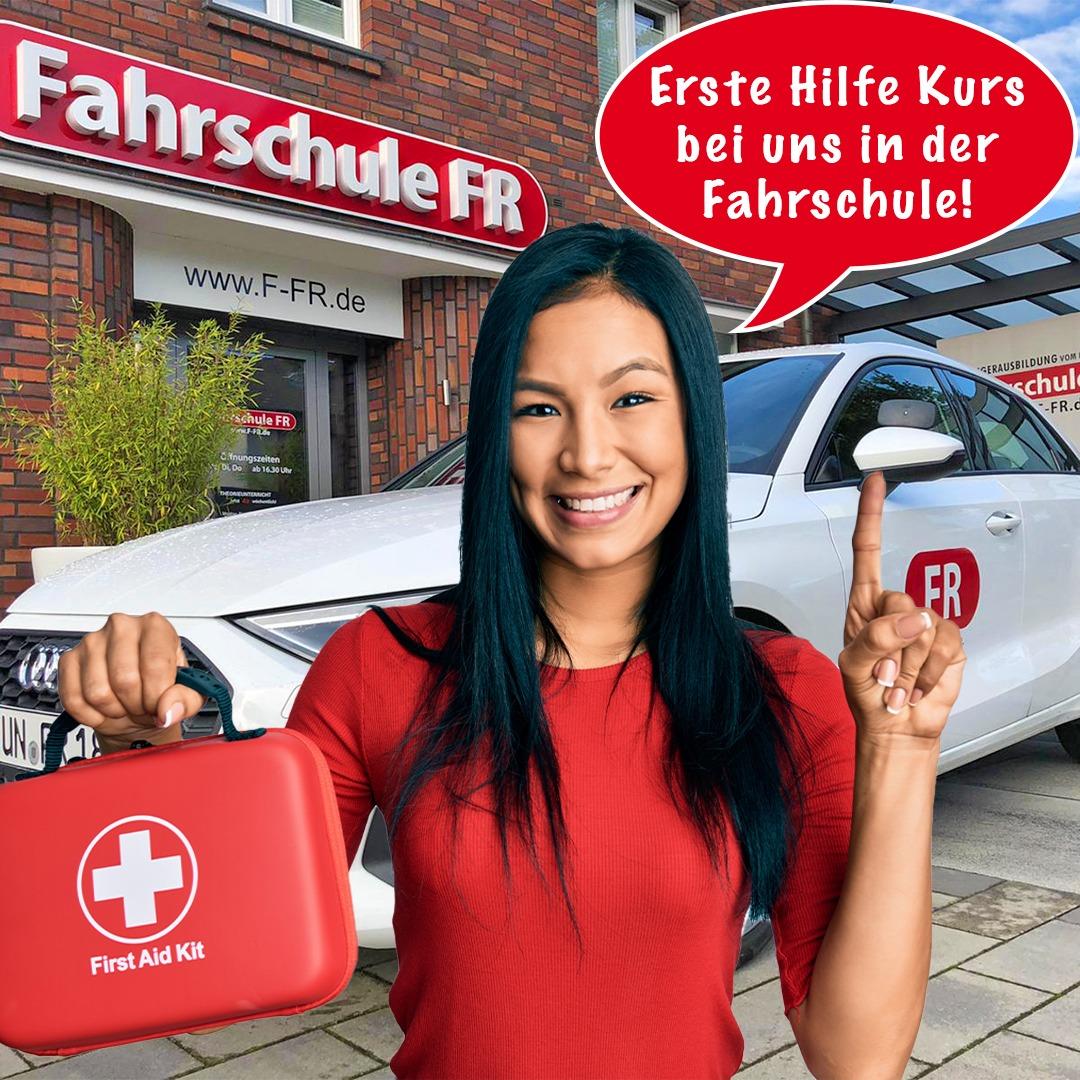 Erste Hilfe Kurs in Werne !